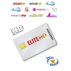 Elite HD - 12 canales 1 año