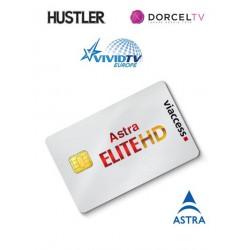 Astra Elite 4 canales 1 año