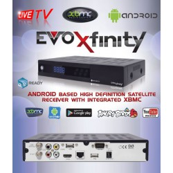 Optibox EVO Xfinity SAT+Android+XBMC