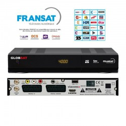 FRANSAT TNT FRANCE con Bein Sports Receptor HD PVR + Tarjeta