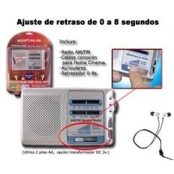 Audiofutbol Radio SR 101