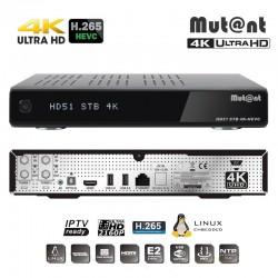 MUTANT HD51 4K-HEVC TWIN