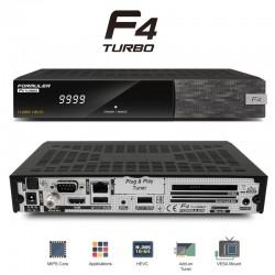 Formuler F4 Turbo LINUX ENIGMA2 WIFI
