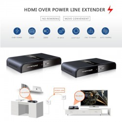 HDbitT HDMI Extender over PowerLine