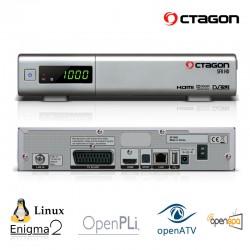 OCTAGON SF8 HD LINUX Enigma2