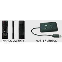 Mando DUAL + HUB USB para Qviart Undro