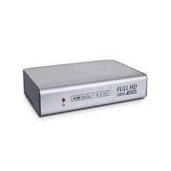 DISTRIBUIDOR HDMI 1 ENTRADA - 2 SALIDAS