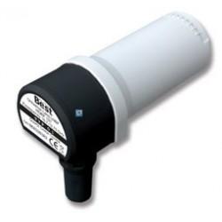 LNB Universal 0,1dB 3D HQRF 101 LNB Single Lens (BEST GE)