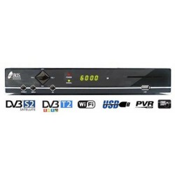 IRIS 5600 HD Combo IPTV + WIFI