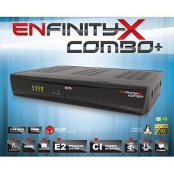 Optibox Evo Enfinity XCombo+ DVB-S2 + DVB-T/T2/C + WIFI