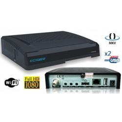 Icecrypt 1650 HD COMBO SAT+TDT + WIFI