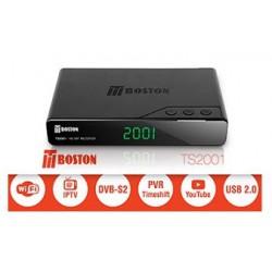 TBOSTON TS2001 IPTV IKS + WIFI