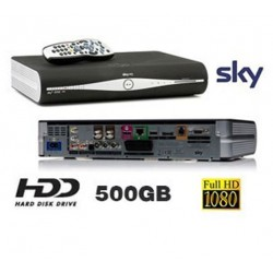Amstrad DRX890 - 500gb - Sky+ HD Box