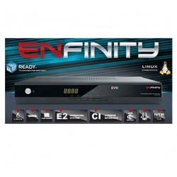 Optibox EVO Enfinity 750 DMIPS Enigma2