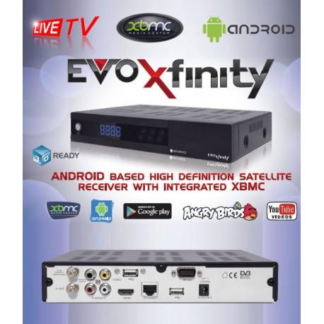 Optibox EVO Xfinity SAT+Android