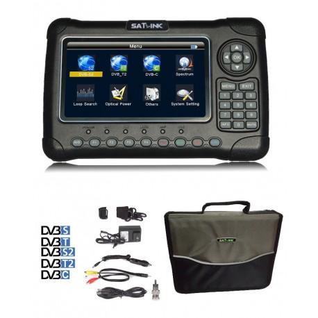 Satlink 6980 Profesional DVB-S2/T2/C