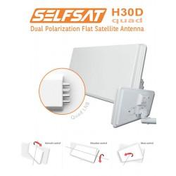 SELFSAT H30D4 QUAD