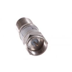 Bloqueador de paso de corriente Conector F