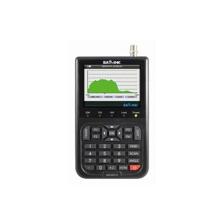 SATLINK 6918P - BER - Analizador Espectro en tiempo real