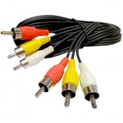 Cable RCA a RCA