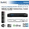 BWARE RX 8900 Combo HD DVB-S2 + DVB-T2 HEVC H.265 WIFI