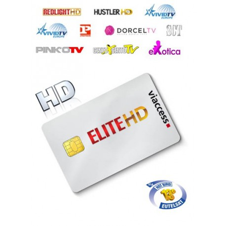 Elite HD - 12 canales 6 meses
