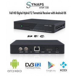 Synaps HTIP-100 TDT T2 HD Android