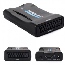 Conversor HML - HDMI a Euroconector - HDMI to Scart