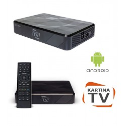 Kartina TV BOX Comigo Duo