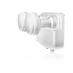 LNB MONOBLOCK TWIN Premium RED Opticum - LMTP-04H - 0,1db