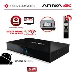 Ferguson Ariva 4k UHD SAT + Android