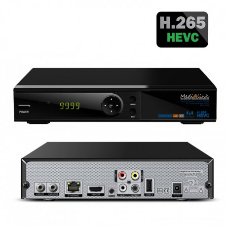 MEDIALINK SMART HOME ML 6200S  HEVC- H265 WIFI