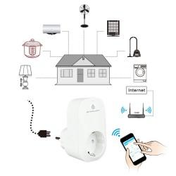 Enchufe inteligente Smart WiFi