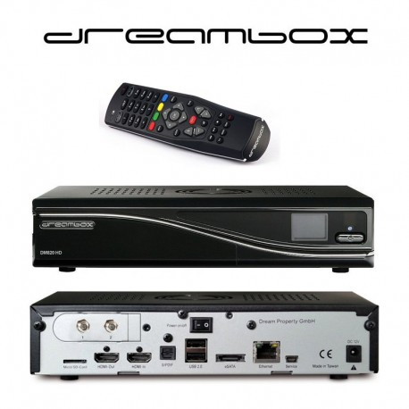 Dreambox DM820 HD