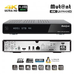 MUTANT HD51 4K-HEVC