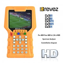 Revez HD-TRIO - DVB-S2 / T2 / C