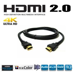 Cable HDMI 2.0 4K LCC