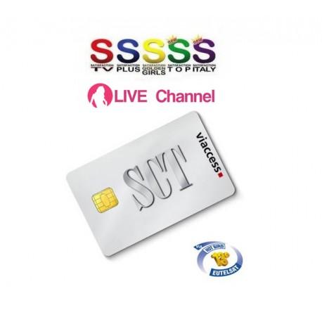 Satisfaction SCT TV 8 Canales ** Hasta finales de 2019
