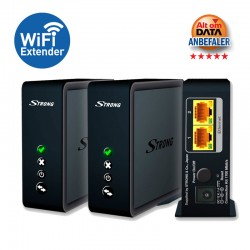 Wifi Extender KIT 120 metros