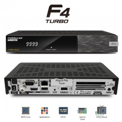Formuler F4 Turbo WIFI