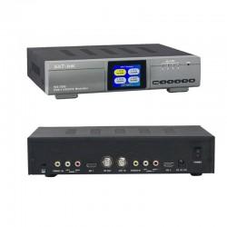 Modulador DVB-T 2 entradas HD-MI/AV