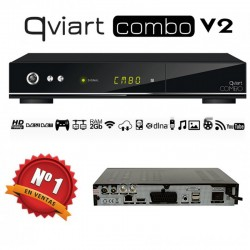 Qviart Combo SAT + TDT WIFI V2