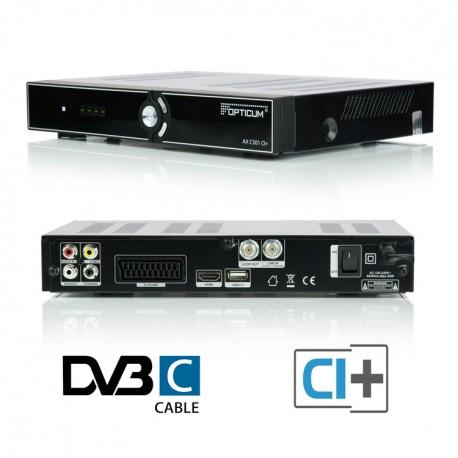Opticum HD AX 501 CI+