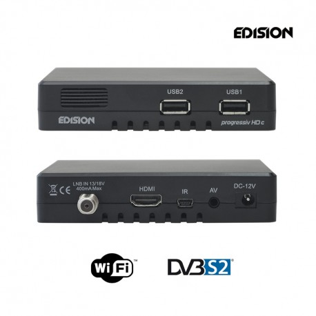 Edision Nano Progressive HD C+ WIFI