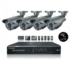 Sistema de Video Seguridad AX Solid