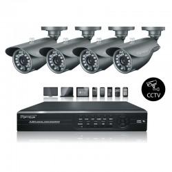 Sistema de Video Seguridad AX Solid