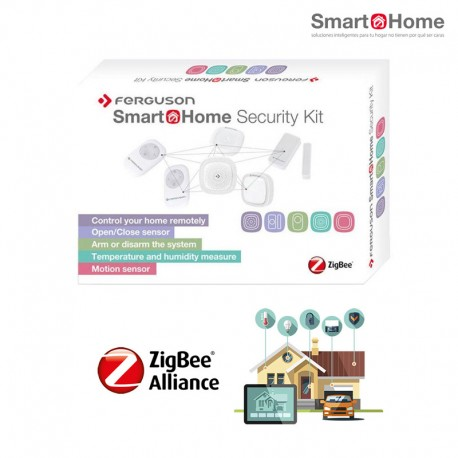 SmartHome Security Kit