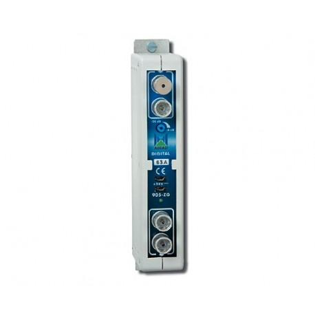 Amplificador MONOCANAL ALCAD ZG-421 (22A)