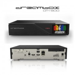 DreamBox DM900 UHD 4K