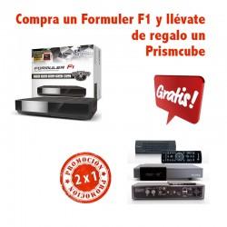 Formuler F1 + Prismcube